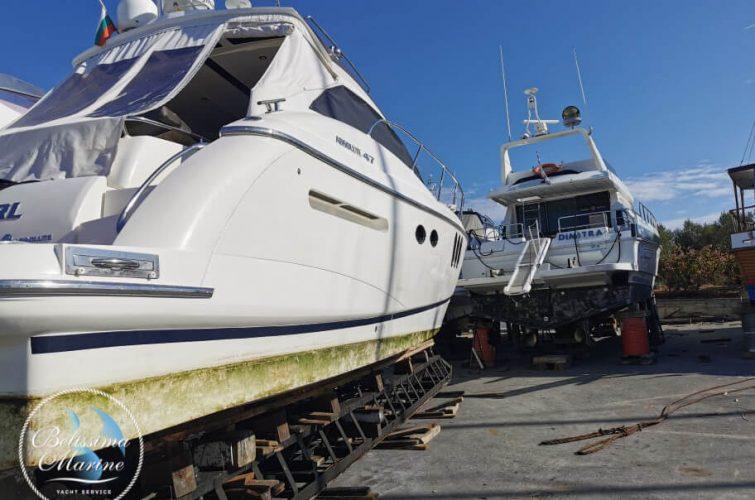 яхта Абсолют 47
