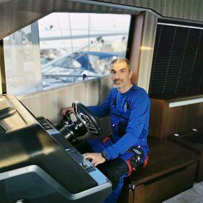 Radoslav Kirilov - Glaven mehanik