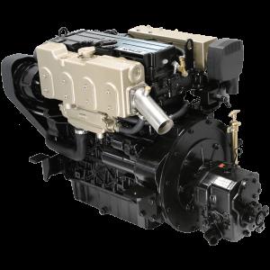 двигател KDI2504M-MP